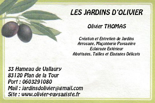 Les Jardins DOlivier Jean Lepeix
