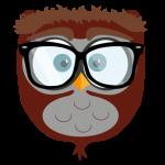 Chouette à lunettes
